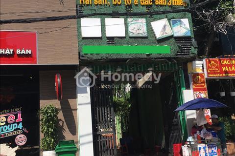 Cho thuê nhà mặt tiền Trần Quang Diệu, Phường 14, Quận 3