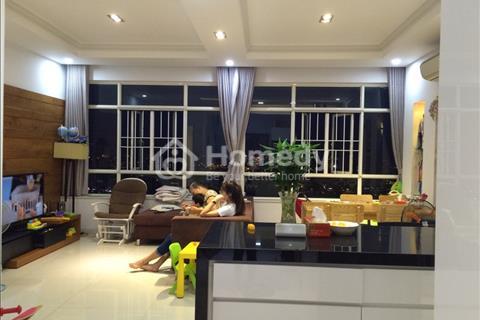 Cho thuê căn hộ Phú Hoàng Anh 3 phòng ngủ đầy đủ nội thất, giá 15,5triệu / tháng