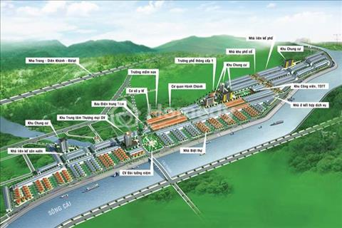 Mở bán đất nền khu đô thị Nha Trang Pearl - Nam Sông Cái, đất nền tiềm năng nhất 2017 tại Nha Trang