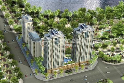 Cho thuê căn hộ 2201 tòa A1 chung cư Ecolife Capital 78 m2, 2 phòng ngủ giá 8 triệu/ tháng