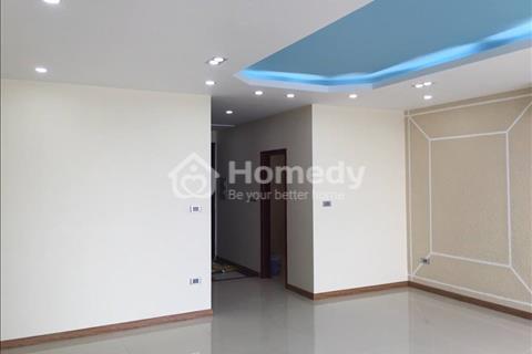 Cho thuê căn hộ chung cư Golden Land 90 m2, 2 ngủ, đồ cơ bản giá 9 triệu/ tháng