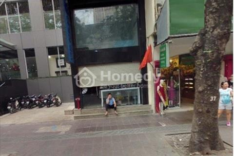 Cho thuê mặt bằng mặt tiền đường Cao Thắng, Phường 3, Quận 3, Hồ Chí Minh