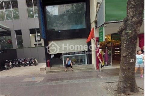 Cho thuê nhà mặt tiền đường Trương Định, Phường 6, Quận 3