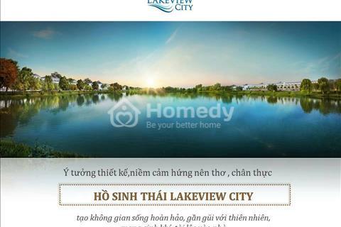 Nhà phố và biệt thự nằm trong khu đô thị cao cấp thuộc Phường An Phú Quận 2.