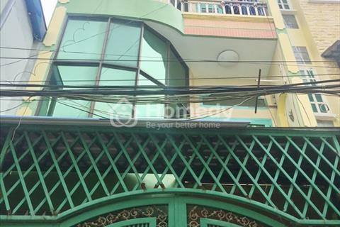Bán gấp nhà phố 3 lầu hẻm 60 đường Lâm Văn Bền,  phường Tân Kiểng, quận 7.