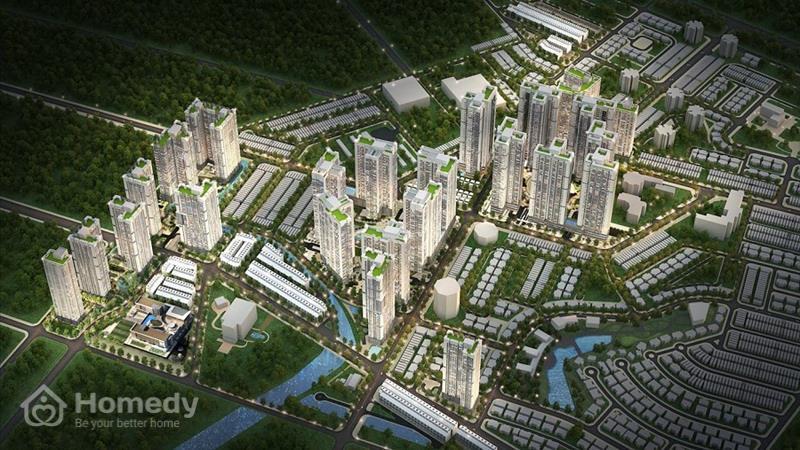 Dự án Laimian City - Raemian Galaxy City - ảnh giới thiệu