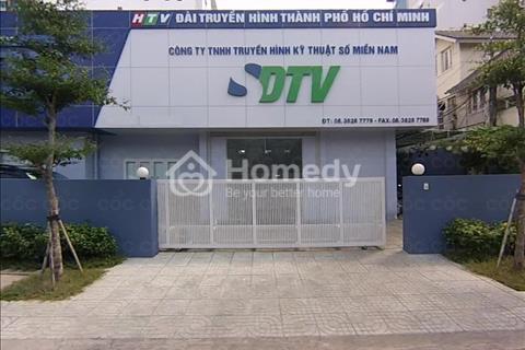 Cho thuê biệt thự mặt tiền đường Phạm Đình Toái, Phường 6, Quận 3