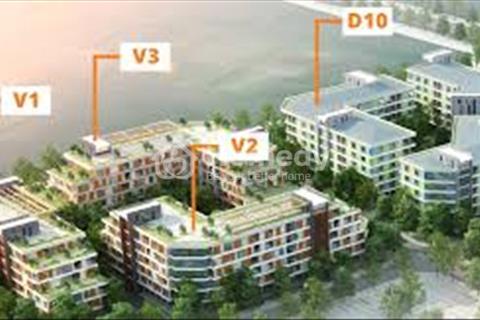 Chính chủ cần bán căn hộ chung cư D10 - Khu đô thị Đặng Xá 1, Gia Lâm; 60 m2, giá 900 triệu