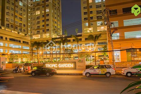 Cần bán căn hộ Tropic Garden, 65,58 m2, 2 phòng ngủ , tháp TA2, cửa hướng đông nam, nội thất đầy đủ