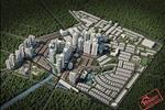 Dự án Raemian Galaxy City nằm trong khu đô thị An Phú và An Khánh, được chia thành 5 khu chính. Trong đó Khu A, B, C, D gồm khu nhà ở và các công trình công cộng tiện ích. Khu E là trung tâm dịch vụ công cộng nằm giữa khu đô thị, với các tiện ích đắt giá gồm siêu thị, khách sạn, trung tâm thương mại cao cấp.