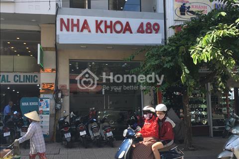 Cho thuê nhà ngang 6,3 m Nguyễn Trãi, Phường Bến Thành, Quận 1