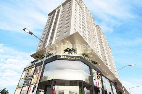 Bán Kiot thương mại 7 tầng, cho thuê 11 triệu/tháng, chiết khấu 4%, được kinh doanh vĩnh viễn