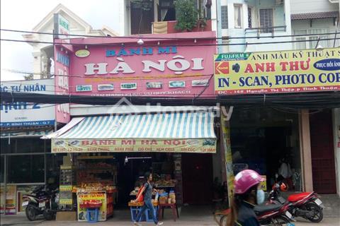 Bán nhà 2 lầu, góc 2 mặt tiền, diện tích 6 m x 18 m, đường Nguyễn Thị Thập, quận 7