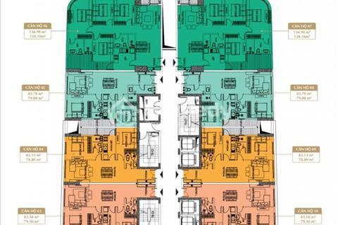 Chính chủ cần bán 01. 02. 11. 12  tòa IP1 dự án chung cư cao cấp Imperial Plaza 360 Giải Phóng.
