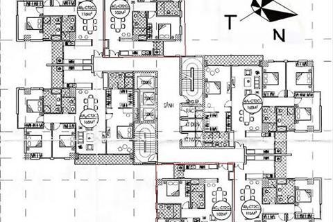 Chính chủ cần bán gấp căn hộ 93m2 xuân phương quốc hội