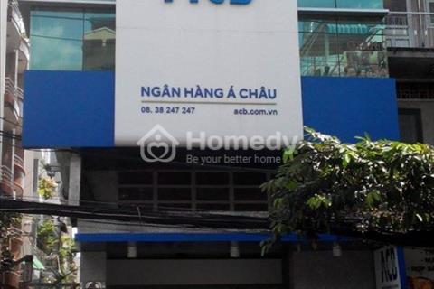 Cho thuê nguyên căn 2 mặt tiền đường Võ Văn Tần, phường 5, quận 3