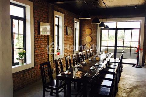 Cần nhường lại nhà hàng tại biệt thự TT2 Tây Nam Linh Đàm-Hoàng Mai-Hà Nội.