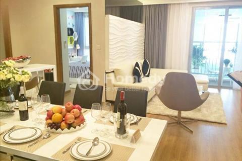 Cho thuê SaiGon Pearl, 92 m2, 2 phòng ngủ, nội thất cao cấp, giá thuê 22 triệu/tháng