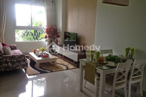 Cần cho thuê căn hộ Tân Phước, Lý Thường kiệt quận 11. Diện tích 50 m2 , 2 phòng ngủ