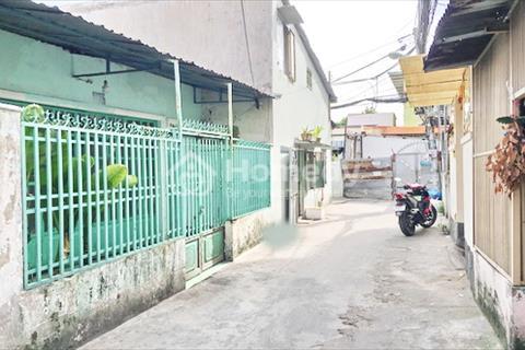 Bán gấp nhà cấp 4 hẻm 54 đường Lê Văn Lương, phường Tân Hưng, Quận 7.