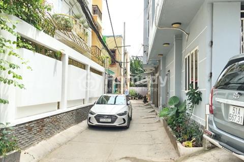 Bán gấp nhà phố 2 lầu hiện đại góc 2 mặt tiền hẻm 52 Nguyễn Thị Thập, phường Bình Thuận, quận7