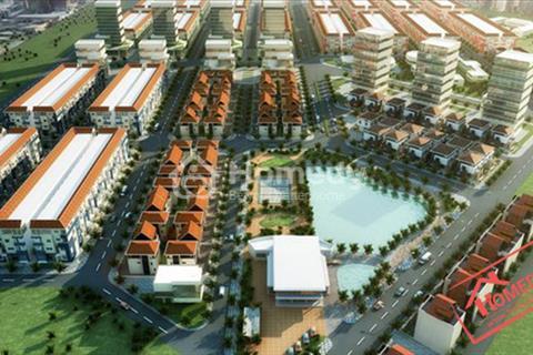 Bán gấp 82,5 m2 nhà 4 tầng liền kề Văn Khê, Hà Đông đường 17 m vị trí đẹp kinh doanh, buôn bán
