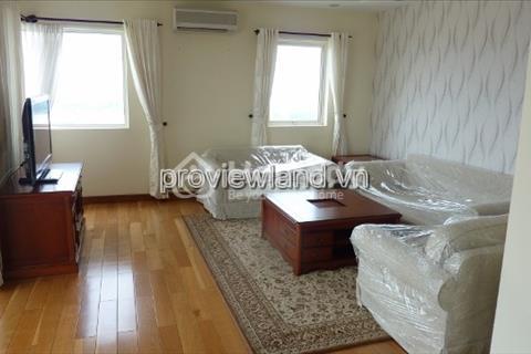 Cho thuê căn duplex River Garden, tại tầng 19 - 20 diện tích 275 m2 4 phòng ngủ