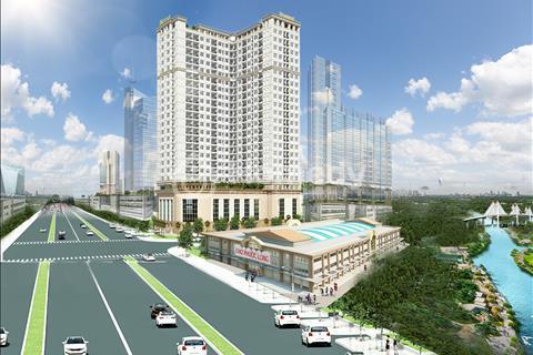 Bán căn hộ sân vườn Quận 7 4 tỷ 300m2 tiện kinh doanh cho thuê