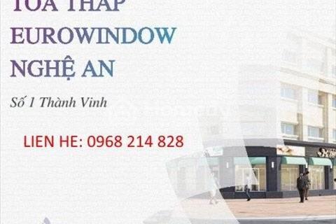 Sở hữu căn hộ đẳng cấp nhất tại trung tâm thành phố Vinh chỉ với 200 triệu