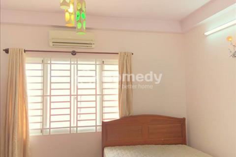 Cho thuê căn hộ mini, mới xây full nội thất ,hẻm xe hơi yên tĩnh, giá: 9 triệu/ tháng