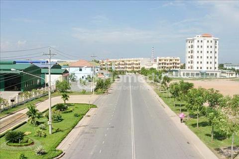 Ngân hàng phát mãi đất giá rẻ khu dân cư Cần Giuộc, ngay chợ Bình Chánh, sổ hồng riêng, 290 triệu