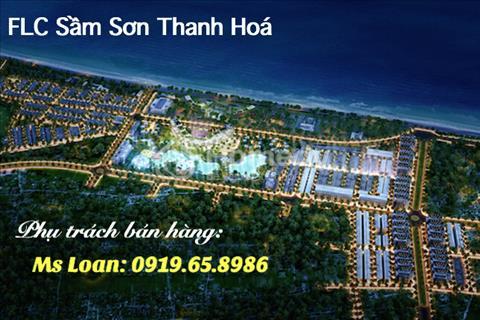 Biệt thự ven biển FLC Sầm Sơn, căn đẹp giá gốc chủ đầu tư chỉ từ 4,2 tỷ