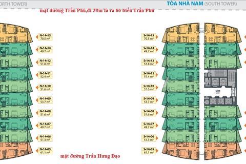 Mở bán 4 tầng siêu đẹp dự án Gold Coast Nha Trang