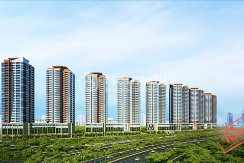 Bán căn hộ offcicetel tháp trung tâm dự án The Sun Avenue