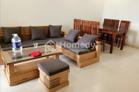 Cho thuê căn hộ chung cư FLC Complex - 36 Phạm Hùng, 60 m2, 2 phòng ngủ, đủ đồ, giá 9,5 triệu/tháng