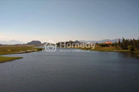 Bán lô đất biệt thự view sông Cổ Cò cực đẹp, chiết khấu cực khủng