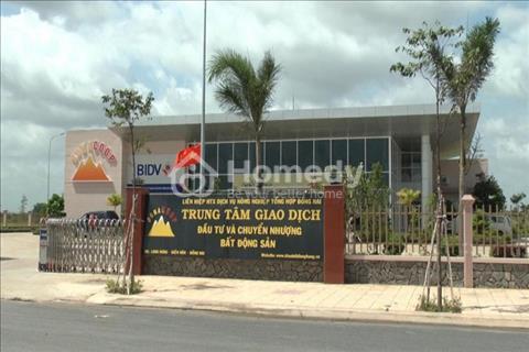 Bán đất nền trung tâm Biên Hòa vị trí đẹp nhất cửa đông Sài Gòn chỉ từ 10,5 triệu
