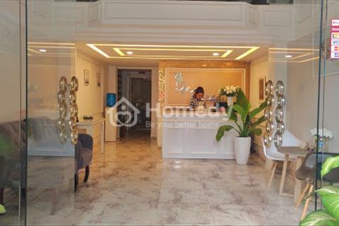 Cho thuê nhà hẻm nội bộ đường Trần Quang Diệu, Phường 14, Quận 3