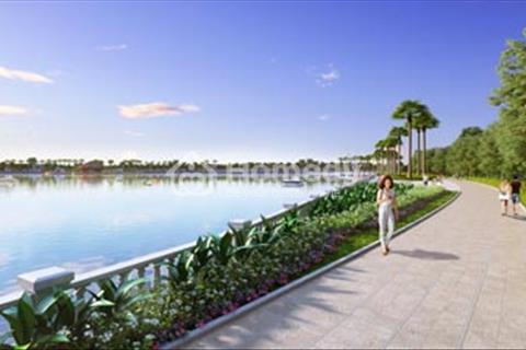Chính chủ bán căn song lập 192 m2 cạnh hồ 12,4 ha, rất thoáng tại Vinhomes Riverside