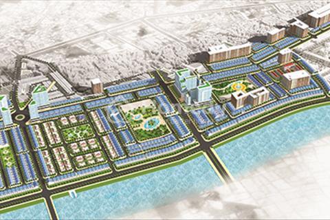 Bán  lô đất  khu đô thị Lê Hồng Phong 1  Nha Trang đường số 8 (18 triệu / m2)