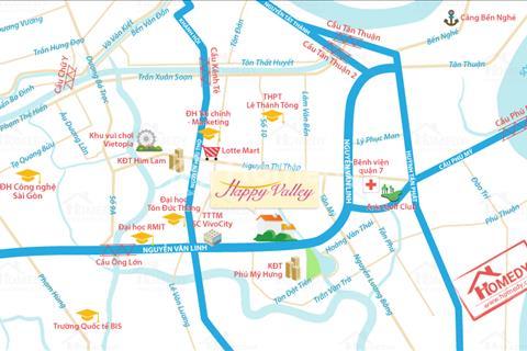 Cần bán nhanh căn hộ chung cư Happy Valley, Phú Mỹ Hưng, Quận 7