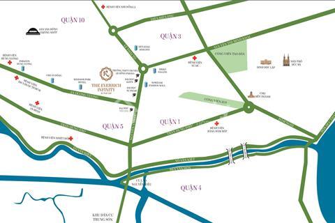 Bán căn hộ mặt tiền 290 đường An Dương Vương phường 3 quận 5 thành phố Hồ Chí Minh