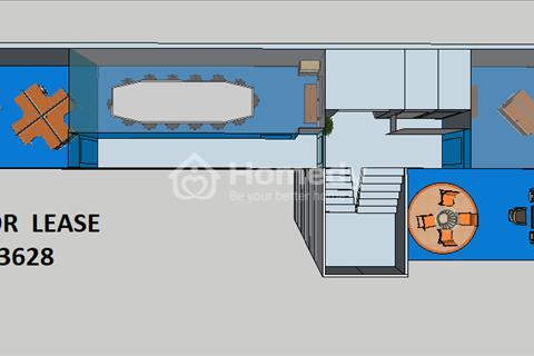 Văn phòng cho thuê tại lầu 4 mặt tiền Võ Văn Tần, Quận 3