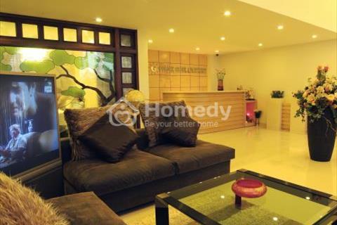 Bán khách sạn giá rẻ nhất mặt tiền Lê Lai gần chợ Bến Thành, 8 x 18 m, hầm + 9 lầu, giá 85 tỷ