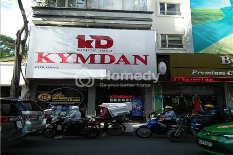 Cho thuê nhà mặt tiền đường Nguyễn Thái Học, Phường Cầu Ông Lãnh, Quận 1