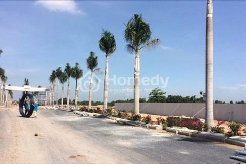 Đất nền đường Lê Văn Khương, giá 5,5 triệu / m2, sổ hồng riêng, đường lớn.