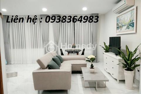 Cho thuê căn hộ 1 phòng ngủ, nội thất cao cấp, mới, nhà trống giao ngay