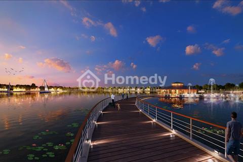 Bán 2 căn biệt thự liền kề 112,5 m2 thiết kế song lập tại Vinhomes Riverside 2 giá 9,15 tỷ