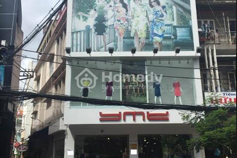 Cho thuê nhà mặt tiền đường Nguyễn Thái Bình, Phường 12, Quận Tân Bình, Hồ Chí Minh.