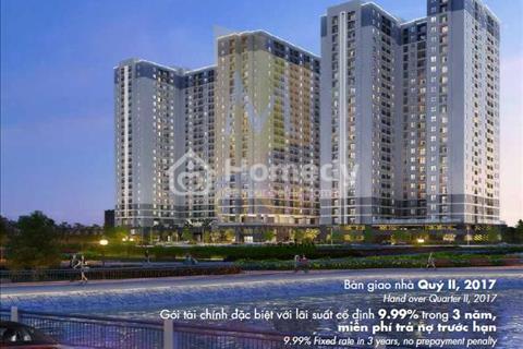 Chính thức đặt chỗ Officetel M-One Nam Sài Gòn, Quận 7, giá 850 triệu/căn